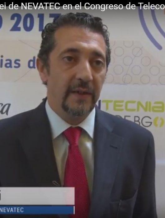 NEVATEC EN EL CONGRESO TELECOMUNICACIONES Y SANIDAD ORGANIZADO POR EL COIT